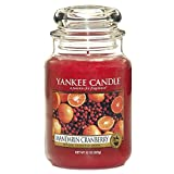 Yankee Candle Large Jar Candle, Mandarin Cranberry