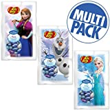 Jelly Belly Disney Frozen Icicle Mix Sparkling Jelly Beans Mix - 1 oz Bag (8 Bags)