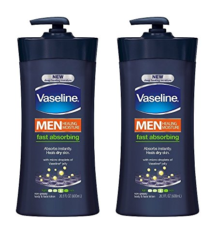 vaseline-men-healing-moisture-fast-absorbing-body-and-face-lotion-203-ounce-pack-of-2