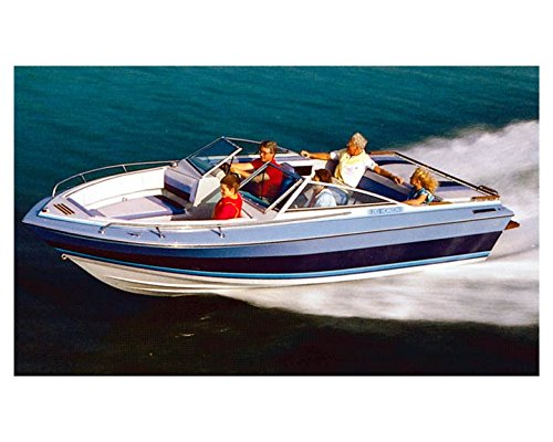 1988 Four Winns 210 Horizon Power Boat Photo Poster