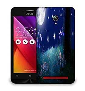 Snoogg Nite Flies Designer Protective Phone Back Case Cover For Asus Zenfone GO