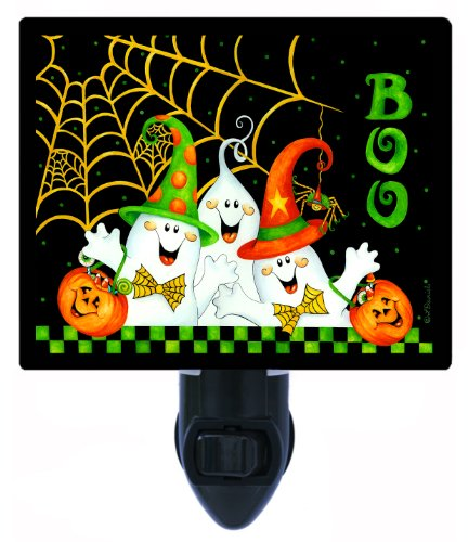 Halloween Night Light - Boo Buddies - Led Night Light