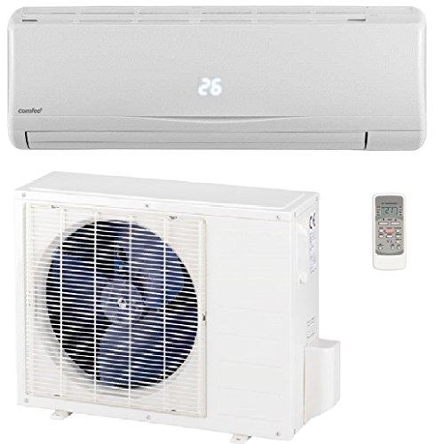 Comfee MSR23-12HRDN1-QE Inverter Split-Klimagerät mit Quick-Connector 11000 BTU inklusive Wärmepumpe, Raumgröße bis 40 m² , EEK: A