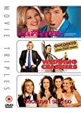 The Wedding Singer/Wedding Crashers/Because I Said So [DVD]