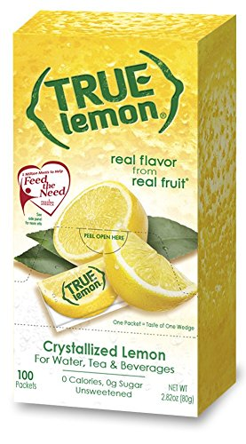 True Lemon Bulk Dispenser Pack, 100 Count (2.82oz)