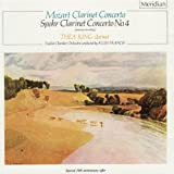 MOZART: CLART CONC K622: SPOHR Unknown Artist