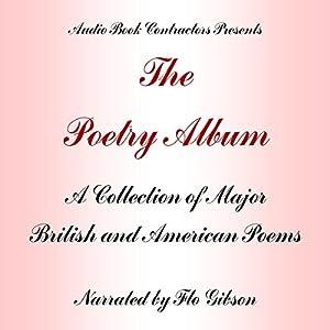 The Poetry Album Audiobook