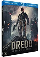 Dredd [Blu-ray]