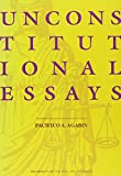 img - for Unconstitutional Essays book / textbook / text book