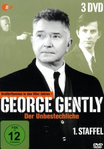 George Gently (Staffel 01) [3 DVDs]