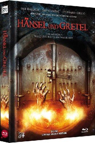 Hänsel & Gretel - Uncut [3D Blu-ray] [Limited Edition]