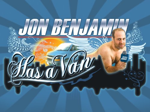 Jon Benjamin Has a Van Season 1