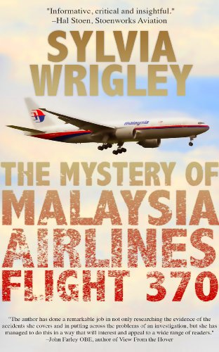 the-mystery-of-malaysia-airlines-flight-370-english-edition