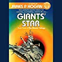 Giants' Star Audiobook by James P. Hogan Narrated by John Pruden