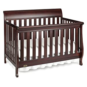 Graco Hartford 4 In 1 Convertible Crib Collection Nursery Furniture Baby