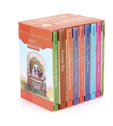 Little House Nine-Book Box Set