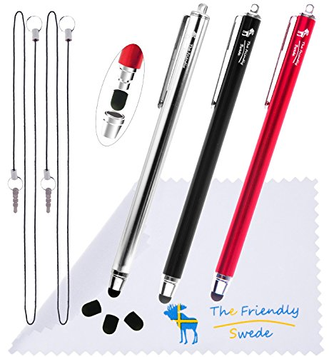 the-friendly-swede-bundle-of-3pcs-premium-branded-55-thin-tip-high-precision-universal-capacitive-st