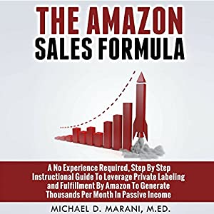 The Amazon Sales Formula Hörbuch