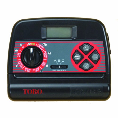 Toro 53794 ECXTRA 6-Zone Indoor Timer, Bonus-Pack (Toro Timer compare prices)