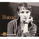Les 50 Plus Belles Chansons : Barbara (Coffret 3 CD)