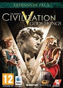 Civilization V Gods and Kings  [Online Game Code]