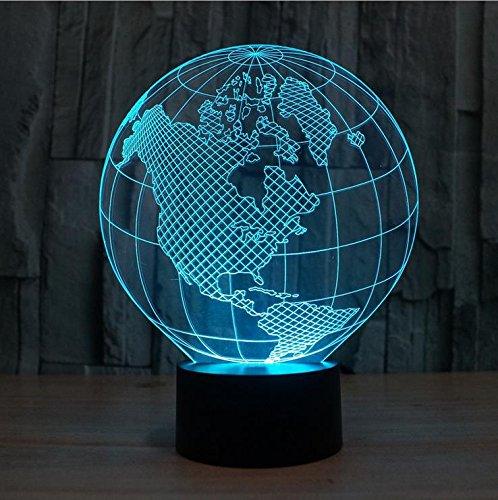 stereo-3d-colore-chiaro-americas-globi-colorati-led-acrilico-gradiente-notte-luce-lampada-delle-luci