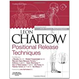 Positional Release Techniques with DVD-ROM, 3eby Leon Chaitow ND  DO (UK)