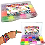 5400 Loom Band Mega Set includes 5400...
