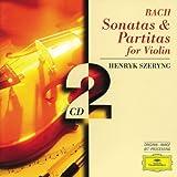 J. S. Bach : Sonates et partitas pour violon seul