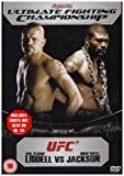 echange, troc Ultimate Fighting Championship - 71: Liddell Vs Jackson 2 [Import anglais]