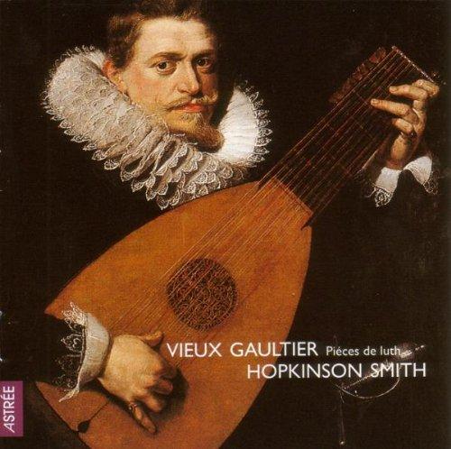 Vieux Gaultier-Pieces De Luth