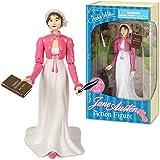 Jane Austen Action Figure Author English Literature Funny Gift Figurine