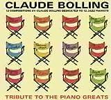 echange, troc Claude Bolling - Tribute to the Piano Greats