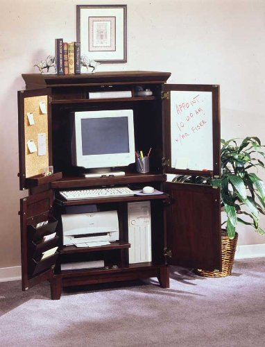 Buy Low Price Comfortable Home Styles 88-5333-76 Computer Armoire – Coffee (B004Q1LDBY)