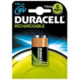 Duracell Akku 9Volt-Block (HR22) 170mAh im 1er Packvon &#34;Duracell&#34;