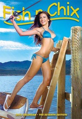 Fish n Chix Calendar 2012 (7th edition Fishing) (Fish N Chix Calendar compare prices)