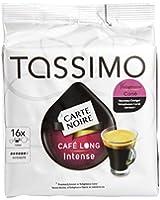 Tassimo TDisc Carte Noire Café Long Intense 16 dosettes - Lot de 3 (48 dosettes)