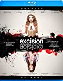 Excision [Blu-ray] cover.