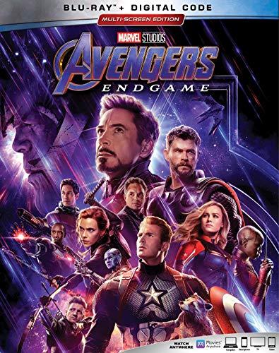 Blu-ray : Avengers: Endgame (2 Discos)