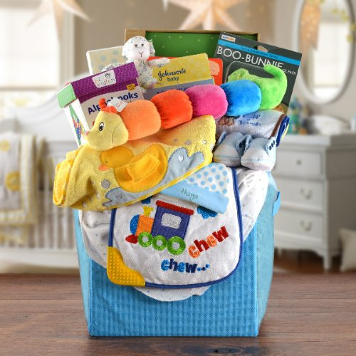 grand baby boy gift basket top christmas gifts store