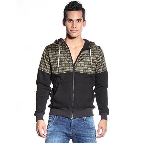 G-star - Jacket Jordan Hooded Vest Hoodie Uomo Black L