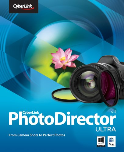 PhotoDirector 4 Ultra [Download]