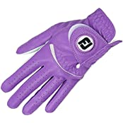FootJoy 2014 Ladies Spectrum Grape Golf Gloves To Fit Right Hand Grape Medium-Large Regular 65849