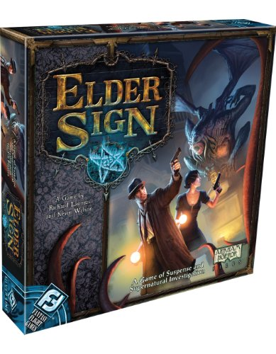 Elder Sign: A Cthulhu Dice Game