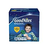 GoodNites Youth Pants for Boys, S\M, 40 Count