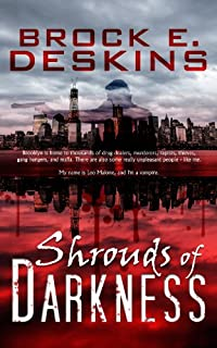 Shrouds Of Darkness by Brock Deskins ebook deal