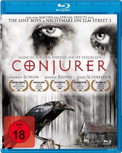 Conjurer - Manche Sünden werden nicht vergessen [Blu-ray]