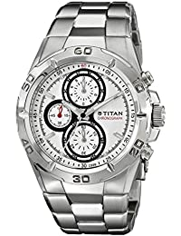 titan watches buy titan watches online at best prices in titan octane chronograph white dial men s watch nf9308sm01ma