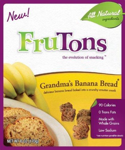 FruTons Grandma's Banana Bread (6 oz)
