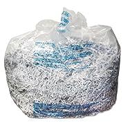 Shredder Bags, 35-60 gal Capacity